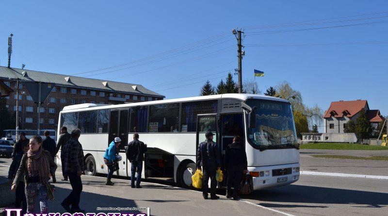 Автобуси почали курсувати частіше