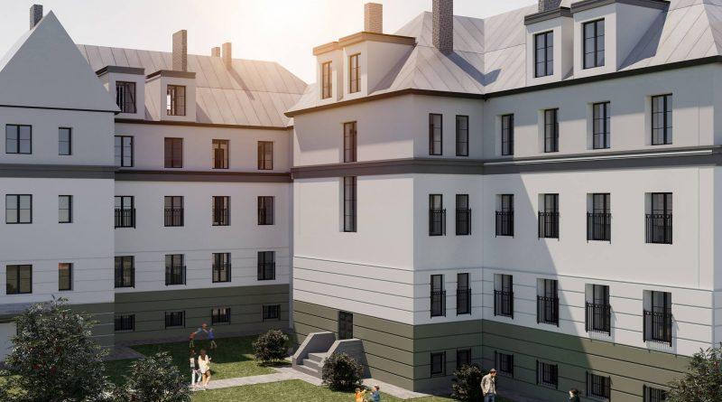 Замість занедбаного медсанбату у Раві буде сучасний житловий комплекс
