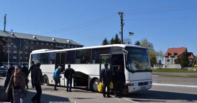 """Зміни у курсуванні автобусів на """"Зелені свята"""""""