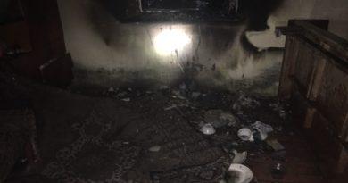 У пожежі ледь не загинула жовківчанка