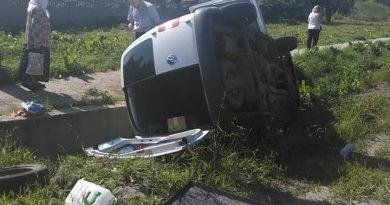 Під час аварії пристебнуті паски безпеки врятували життя і здоров'я пасажирів