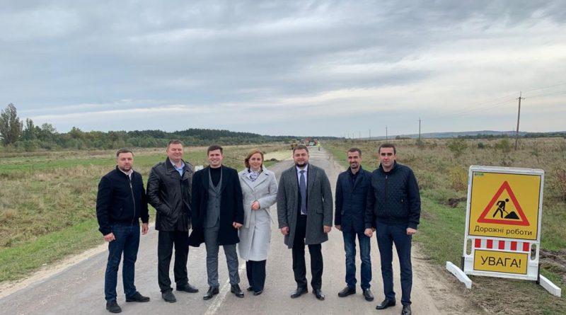 Розпочато реконструкцію дороги Т-14-25 між Жовквою та Кам'янка-Бузькою