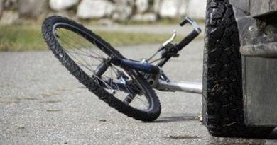 На Волиці внаслідок наїзду автомобіля загинув велосипедист