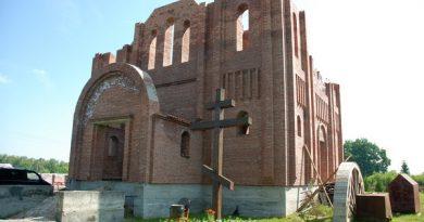 Равські депутати не затвердили документацію для будівництва церкви Московського патріархату