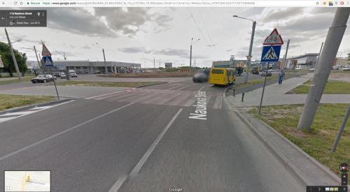 116 Naukova Street - Google Maps